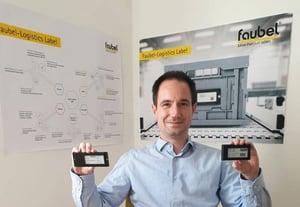 Faubel Logistics award