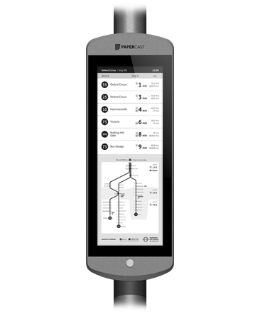 Papercast-23-Display-List