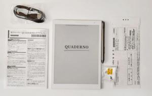 Quaderno Good eReader unboxing