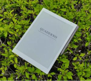 Quaderno Good eReader