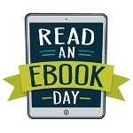 Read an eBook Day icon