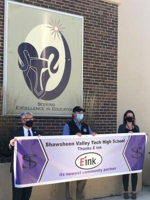 Shawsheen banner corrected